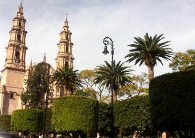 Jardin de Los Constituyentes