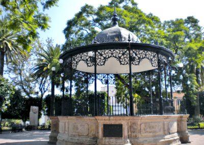Kiosco Jardin de los Constituyentes