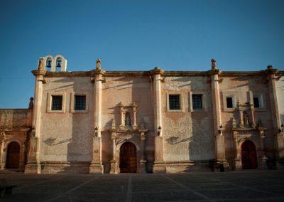 Templo de Capuchinas